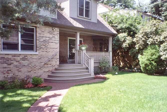 Is your house missing something? Consider adding a deck!  - Kitchen Remodeling In Chicago