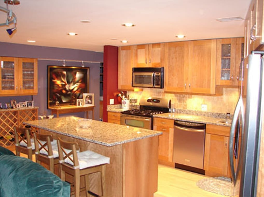Awesome kitchen remodeling project - Kitchen Remodeling In Chicago